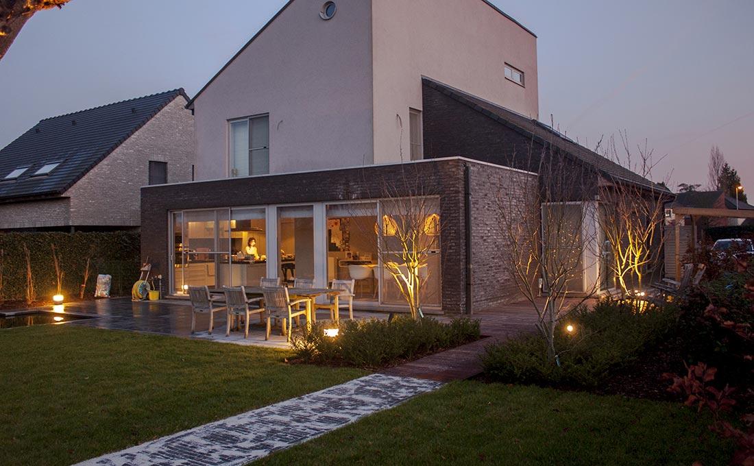 Zwemvijver LF   Tuinarchitect Stefaan Willems - Green Architects