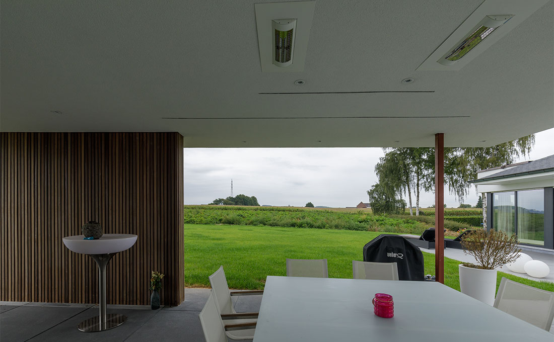 Buitenkeuken dk tuinarchitect stefaan willems green architects