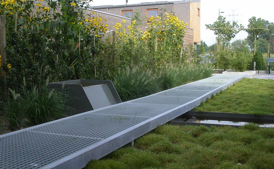 Publicaties tuinarchitect stefaan willems green architects for Moderne waterpartijen tuin