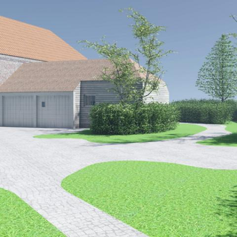 Exclusieve tuinen tuinarchitect stefaan willems green for Tuinarchitect gent